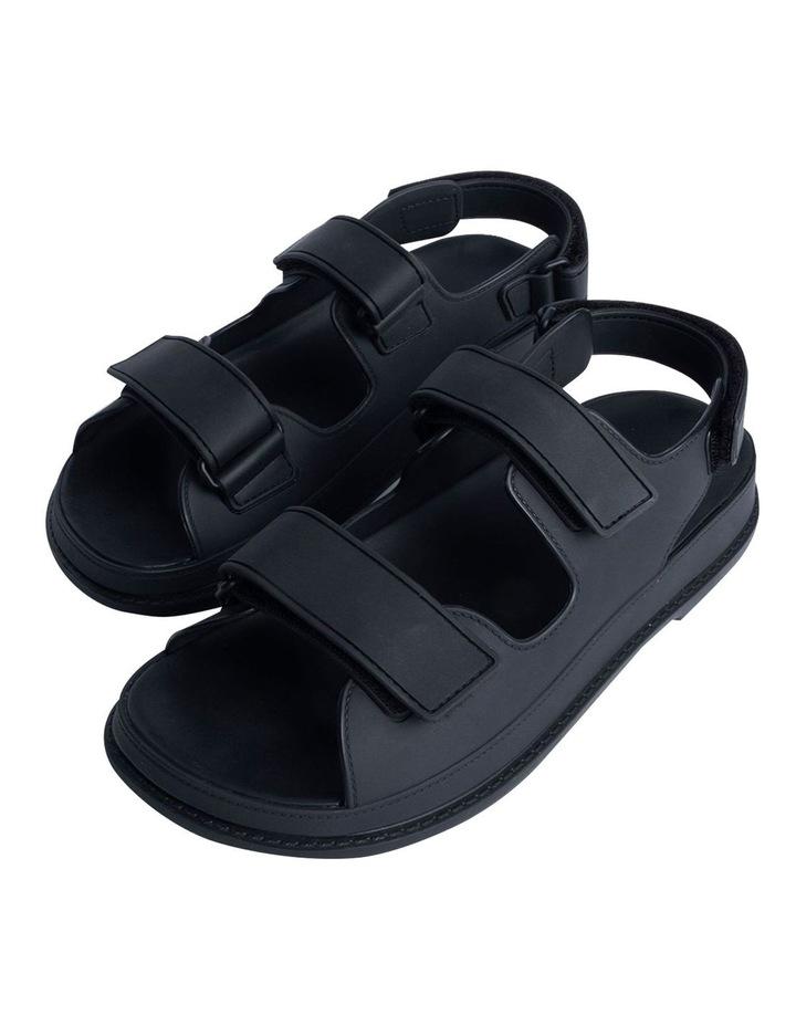 Harrli Black Sandals image 4