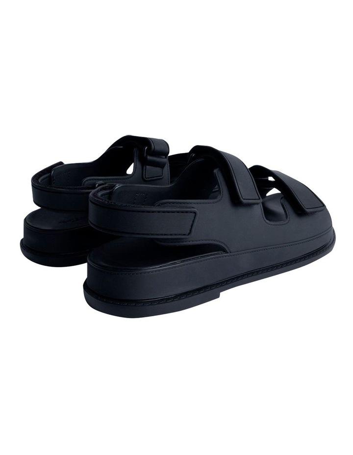 Harrli Black Sandals image 5