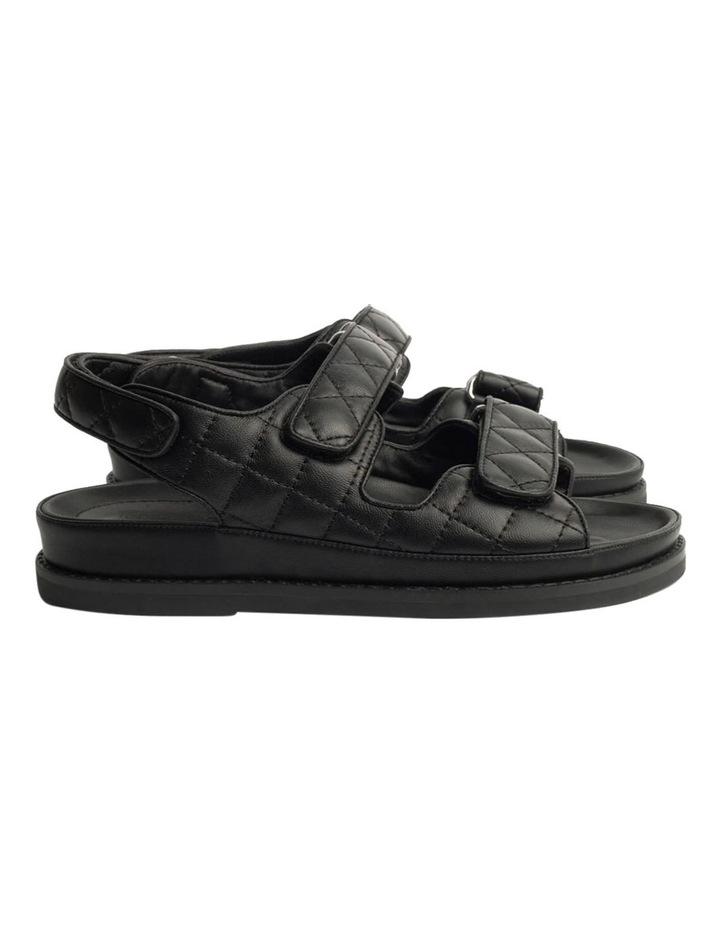 Hiranni Black Sheep Nappa Sandals image 1