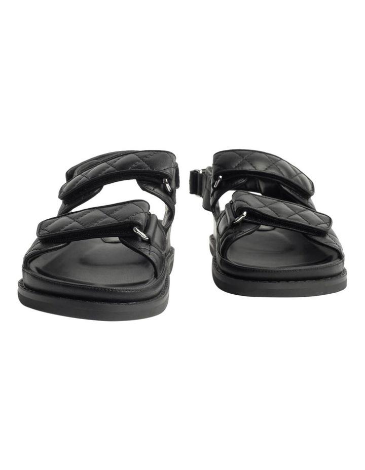Hiranni Black Sheep Nappa Sandals image 3