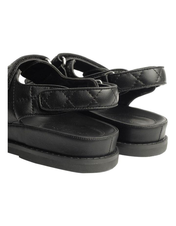 Hiranni Black Sheep Nappa Sandals image 4