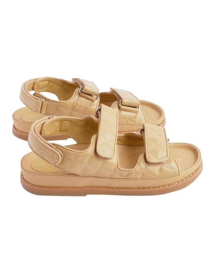 Hiranni Honey Sheep Nappa Sandals image 2