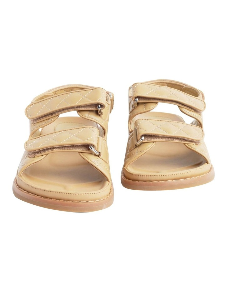 Hiranni Honey Sheep Nappa Sandals image 3
