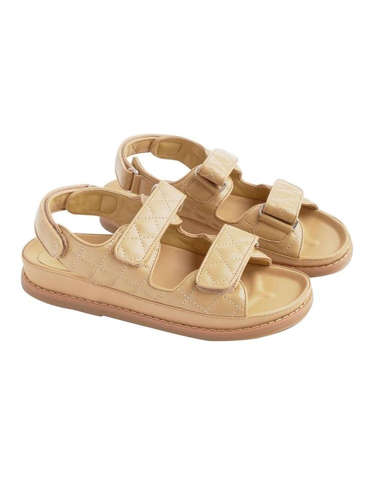 Hiranni Honey Sheep Nappa Sandals image 4