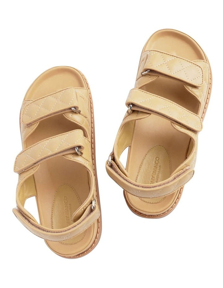 Hiranni Honey Sheep Nappa Sandals image 7