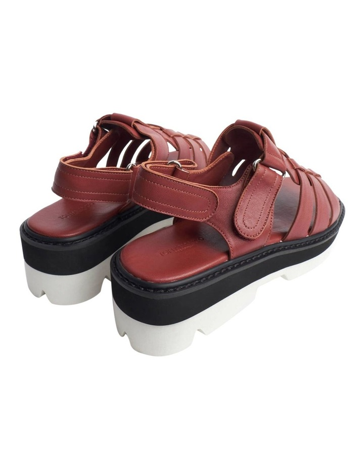 Jarah Saddle Sheep Nappa Sandals image 7