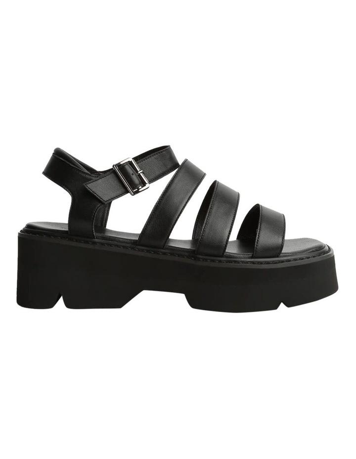 Jaya Black Como Sandals image 1
