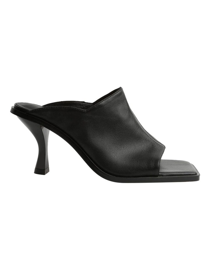 Oasis Black Sheep Nappa Heels image 1