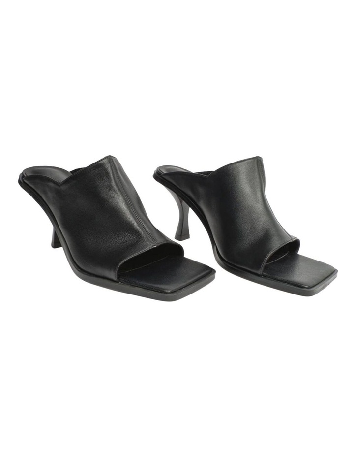 Oasis Black Sheep Nappa Heels image 2
