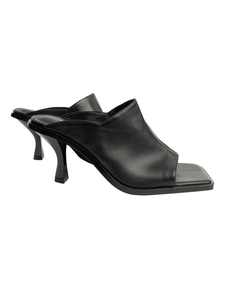 Oasis Black Sheep Nappa Heels image 4