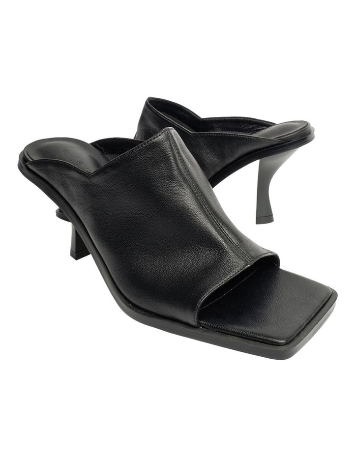 Oasis Black Sheep Nappa Heels image 5