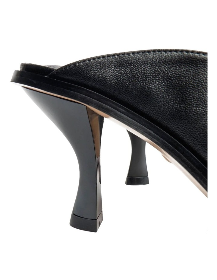 Oasis Black Sheep Nappa Heels image 6