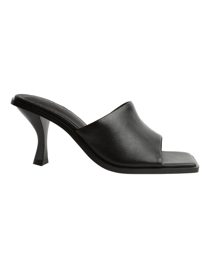 Olympia Black Sheep Nappa Heels image 1