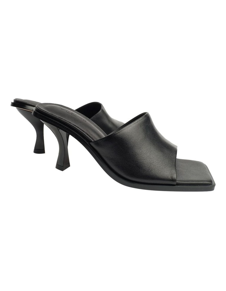 Olympia Black Sheep Nappa Heels image 2