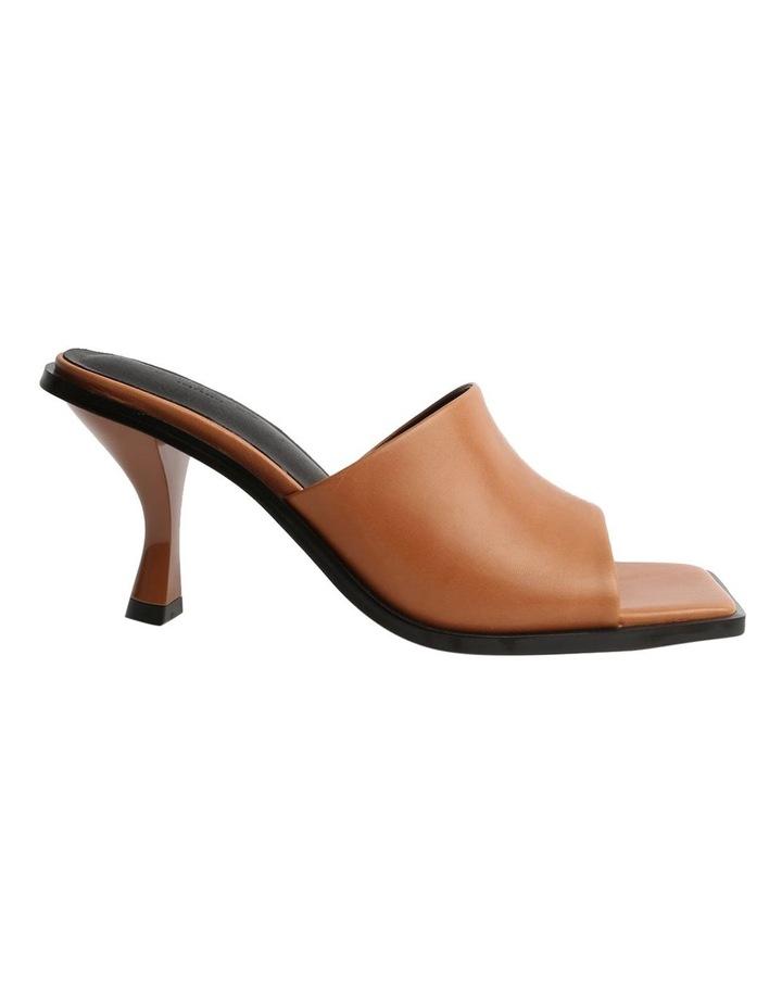 Olympia Tan Como Heels image 1