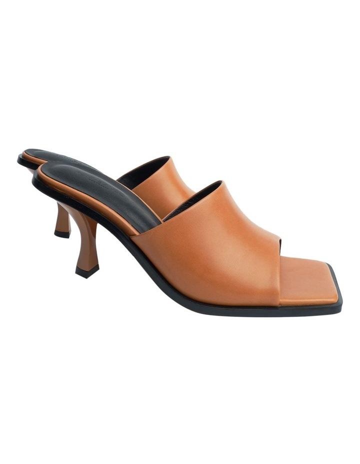 Olympia Tan Como Heels image 3