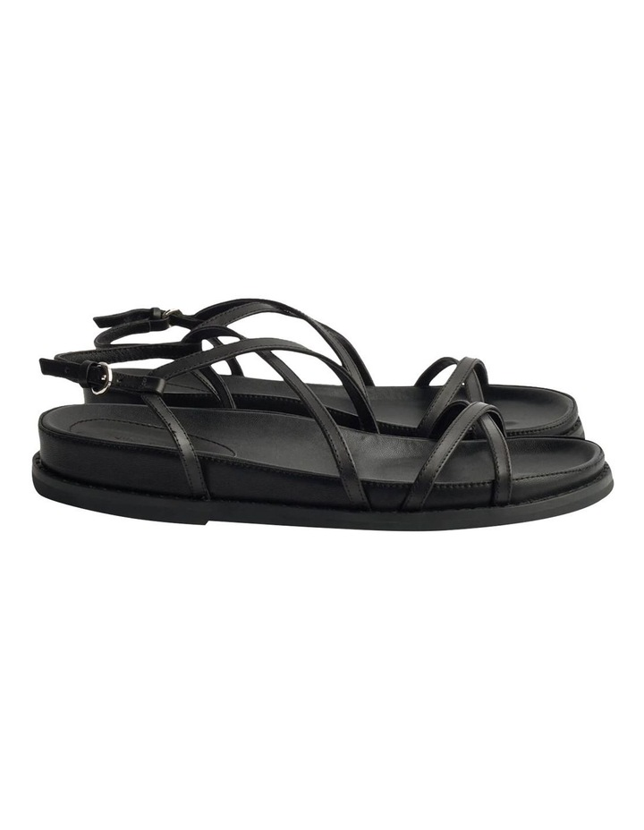Hazel Black Como Sandals image 1