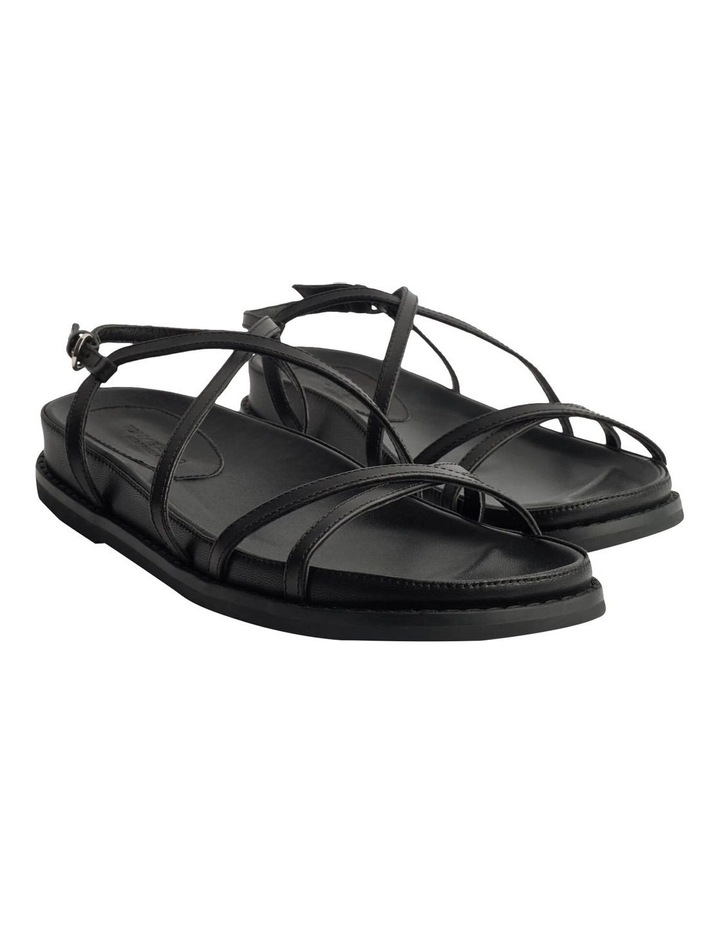 Hazel Black Como Sandals image 4