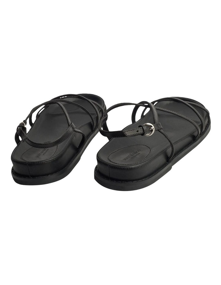 Hazel Black Como Sandals image 5
