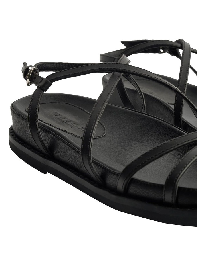 Hazel Black Como Sandals image 6