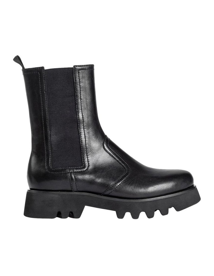 Izzy Black Como Ankle Boots image 1
