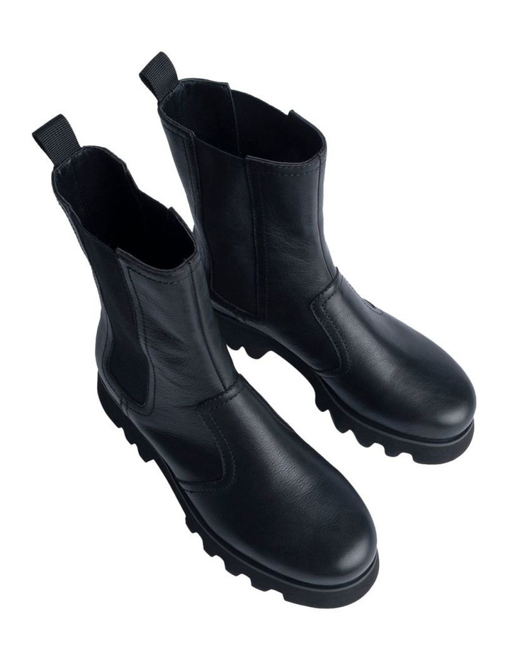Izzy Black Como Ankle Boots image 2