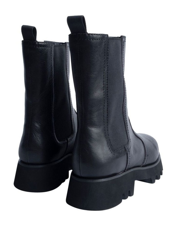 Izzy Black Como Ankle Boots image 3