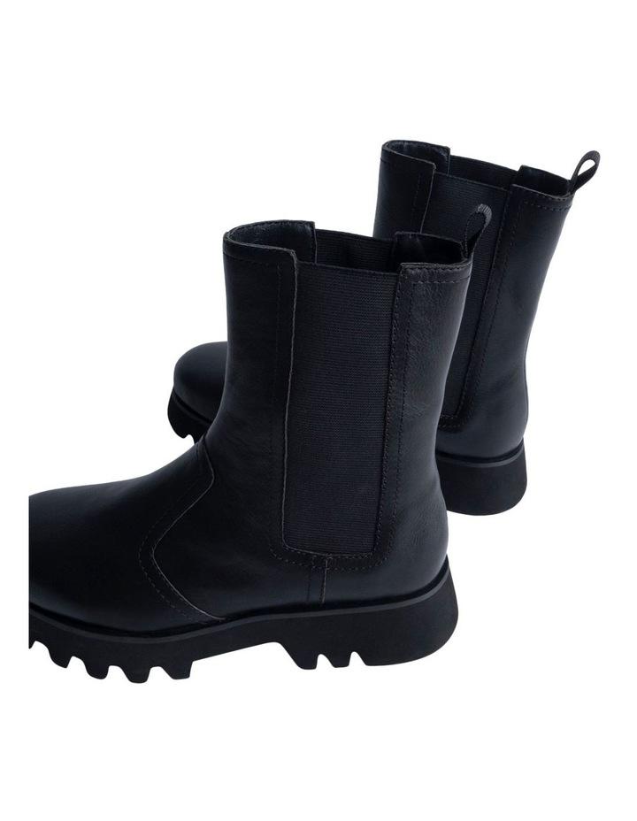 Izzy Black Como Ankle Boots image 4