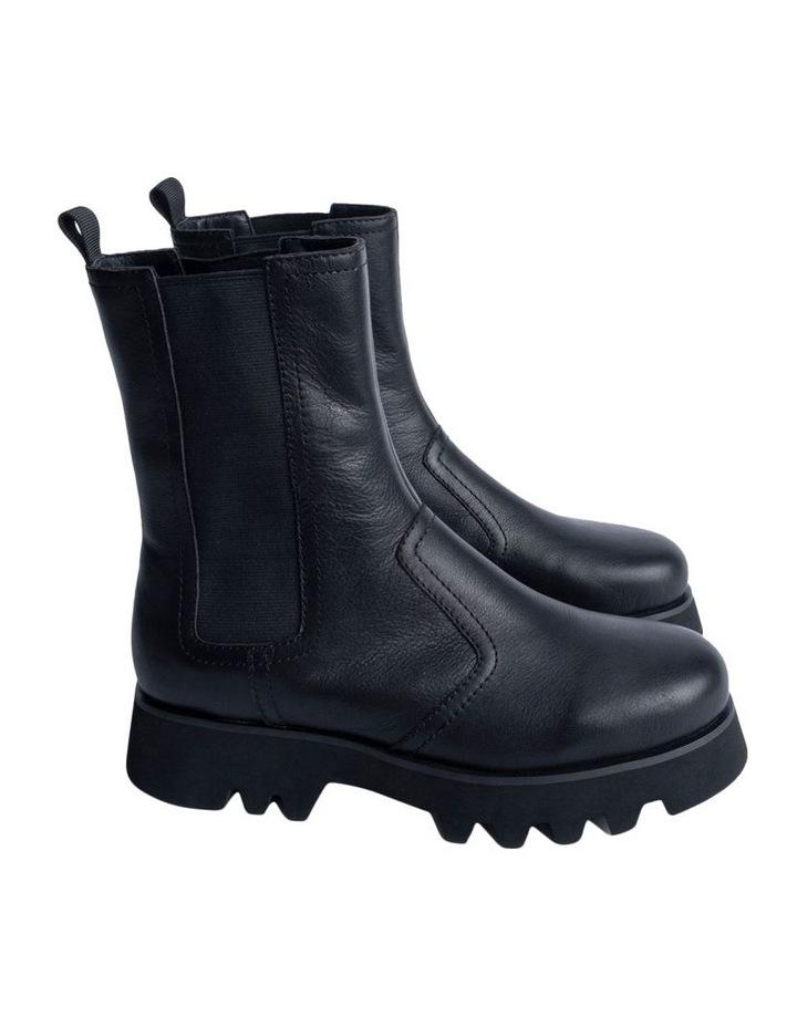 Izzy Black Como Ankle Boots image 5