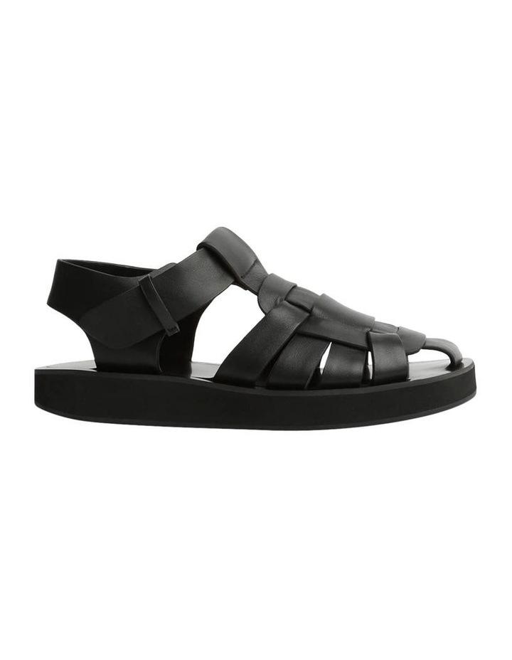 Suburbia Black Como Sandals image 1