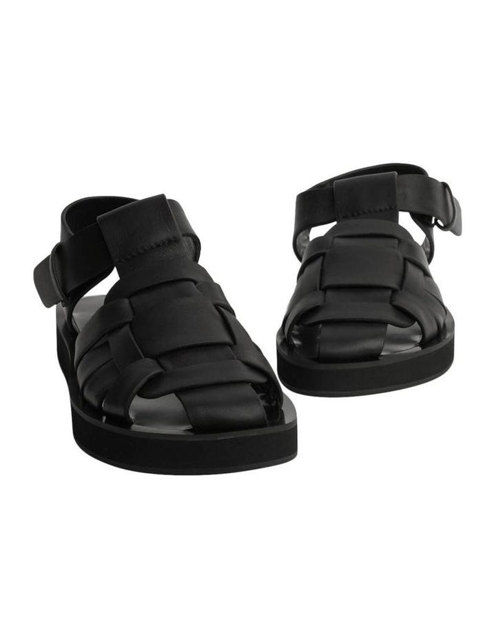 Suburbia Black Como Sandals image 2