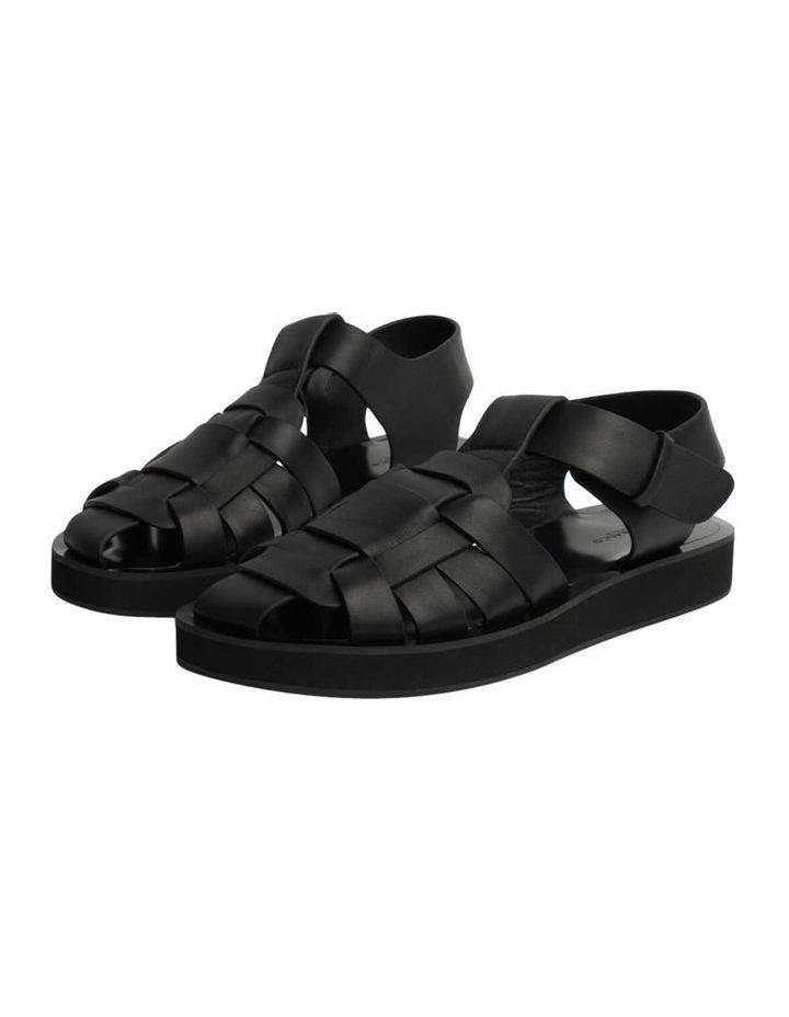 Suburbia Black Como Sandals image 3