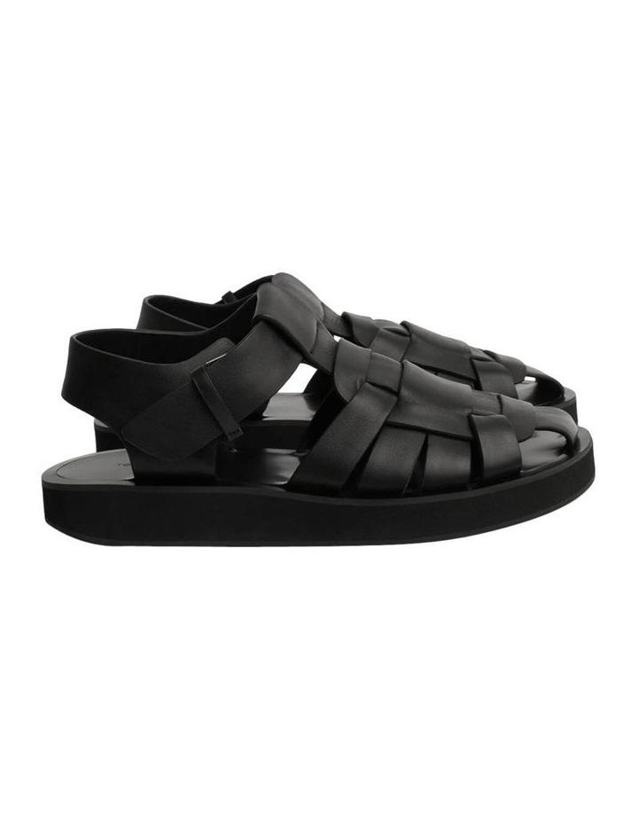 Suburbia Black Como Sandals image 4