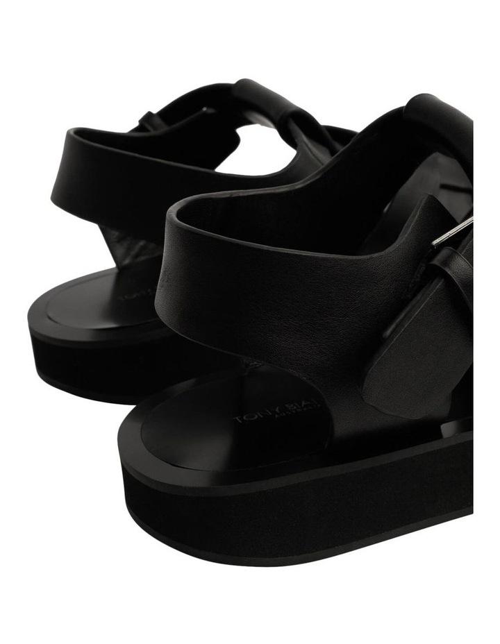 Suburbia Black Como Sandals image 6