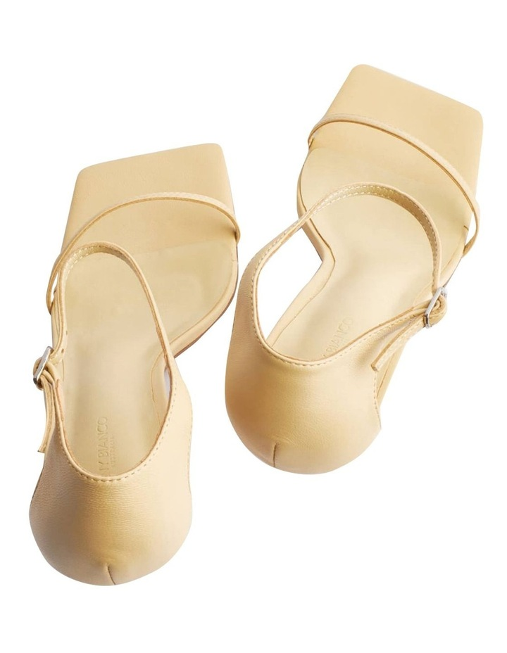 Annabelle Butter Nappa Heels image 2