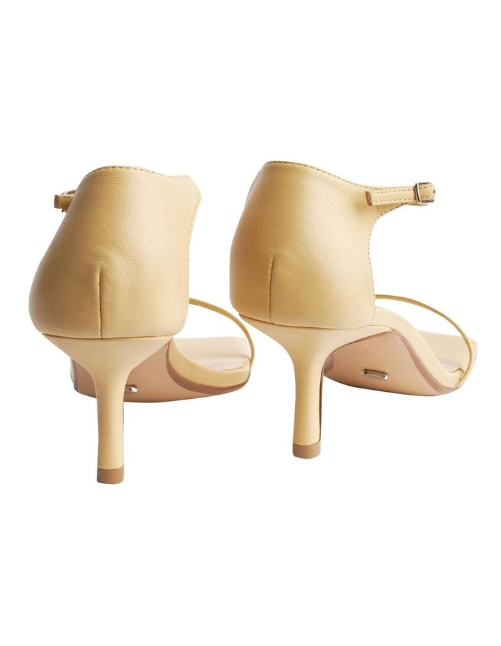 Annabelle Butter Nappa Heels image 5