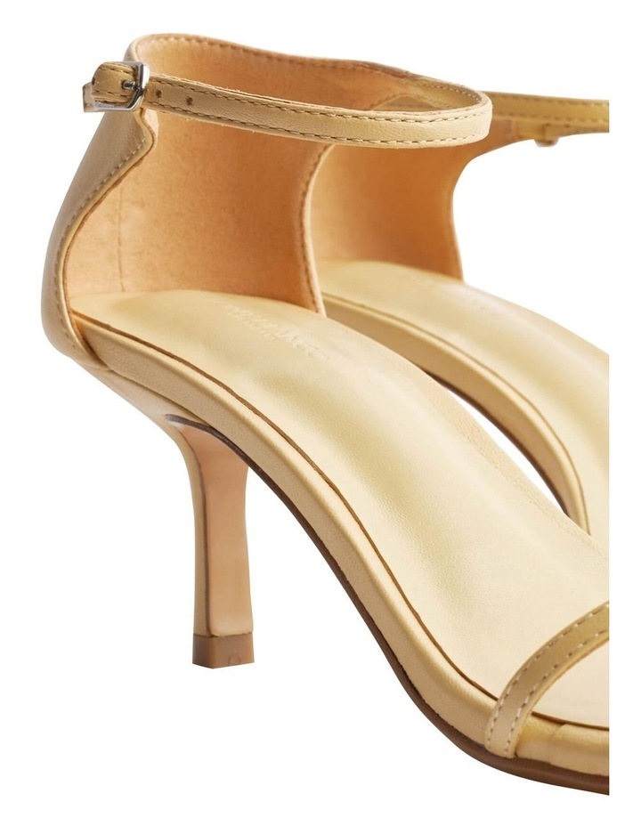 Annabelle Butter Nappa Heels image 6