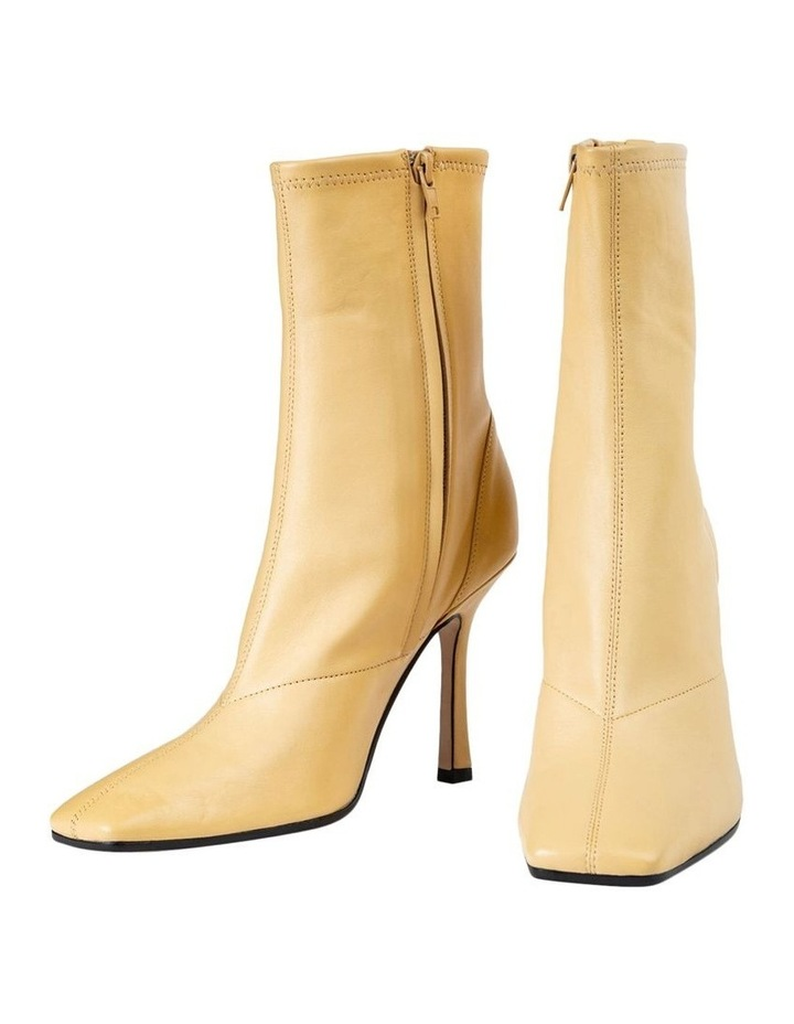 Halsey Butter Nappa Ankle Boots image 2