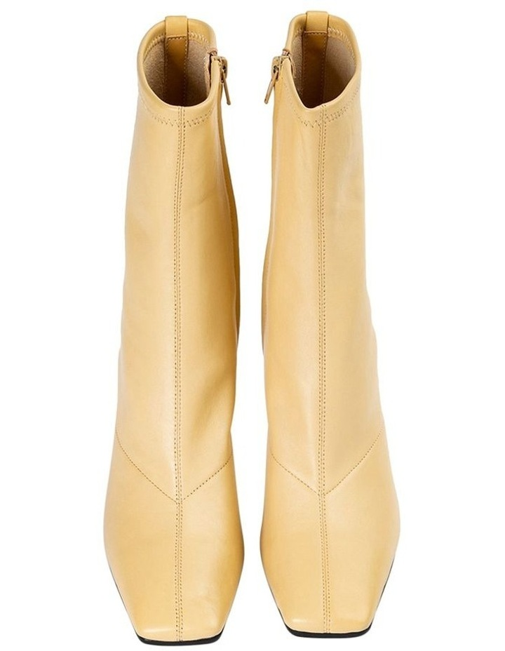 Halsey Butter Nappa Ankle Boots image 3