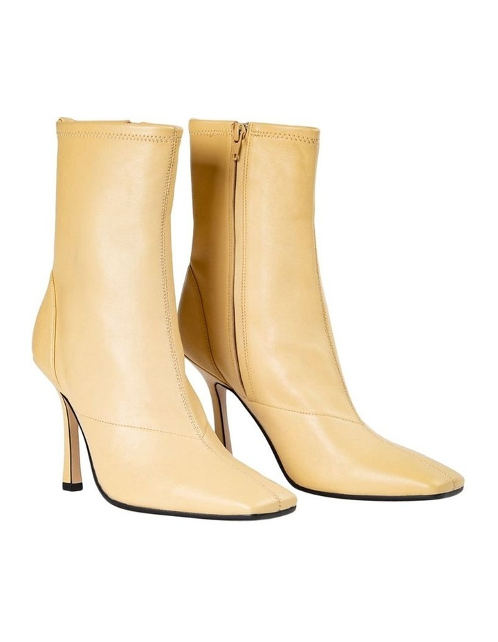 Halsey Butter Nappa Ankle Boots image 4