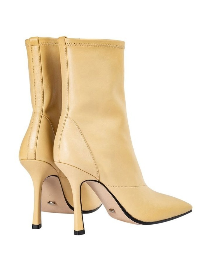 Halsey Butter Nappa Ankle Boots image 5