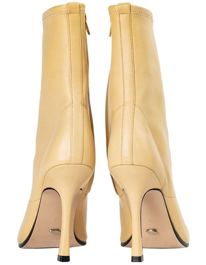 Halsey Butter Nappa Ankle Boots image 6