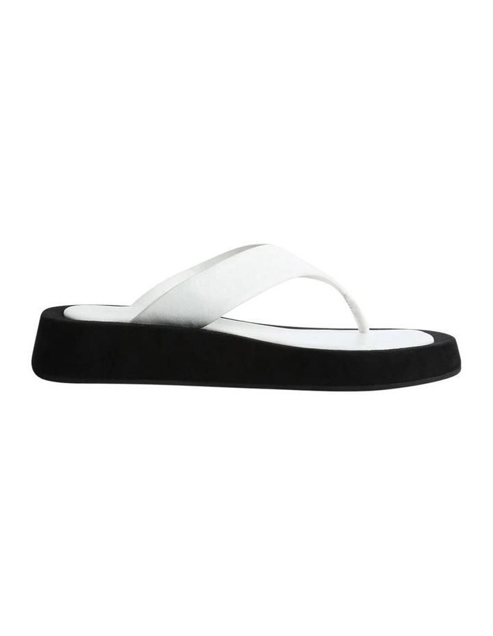 Ives Milk Capretto Sandals image 1