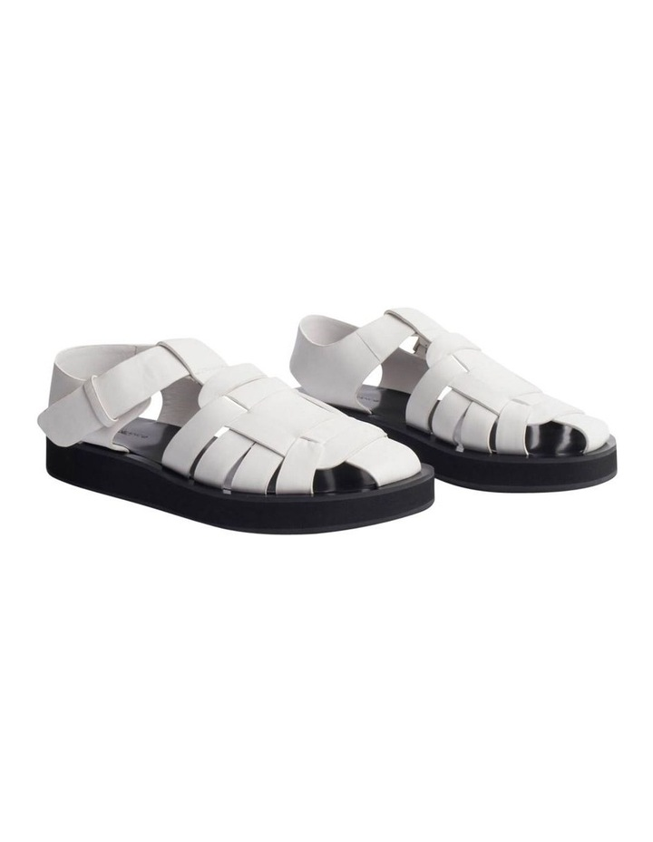 Suburbia Milk Capretto Sandals image 1