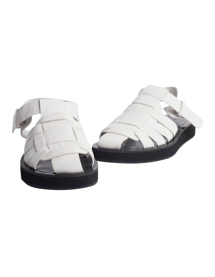 Suburbia Milk Capretto Sandals image 2