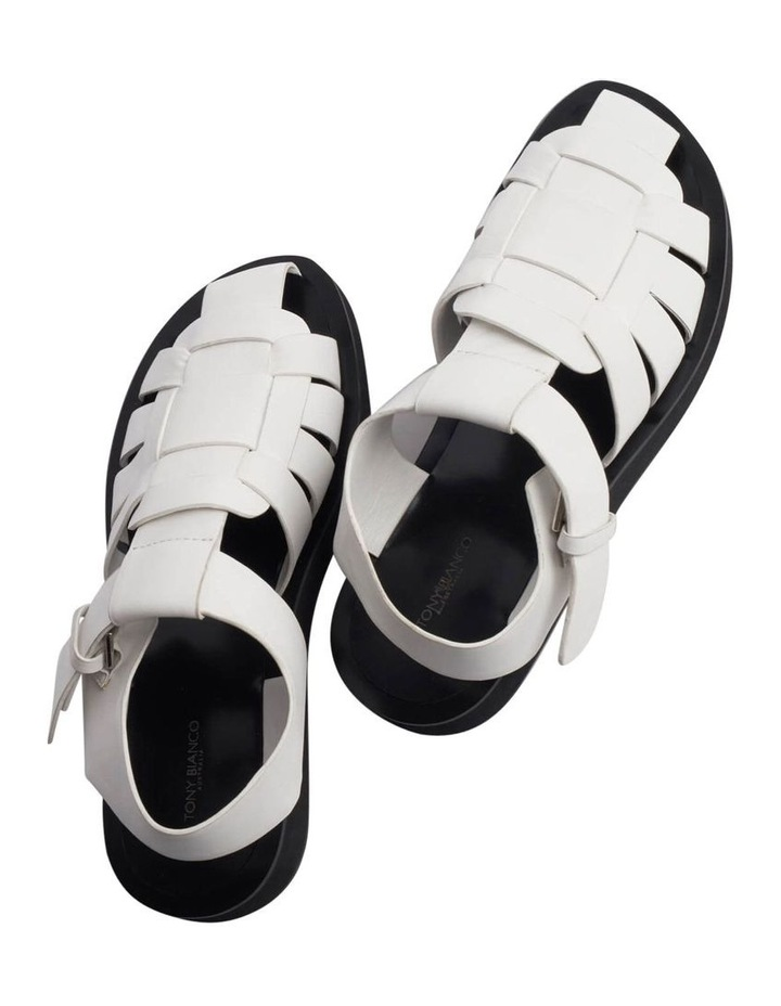 Suburbia Milk Capretto Sandals image 3