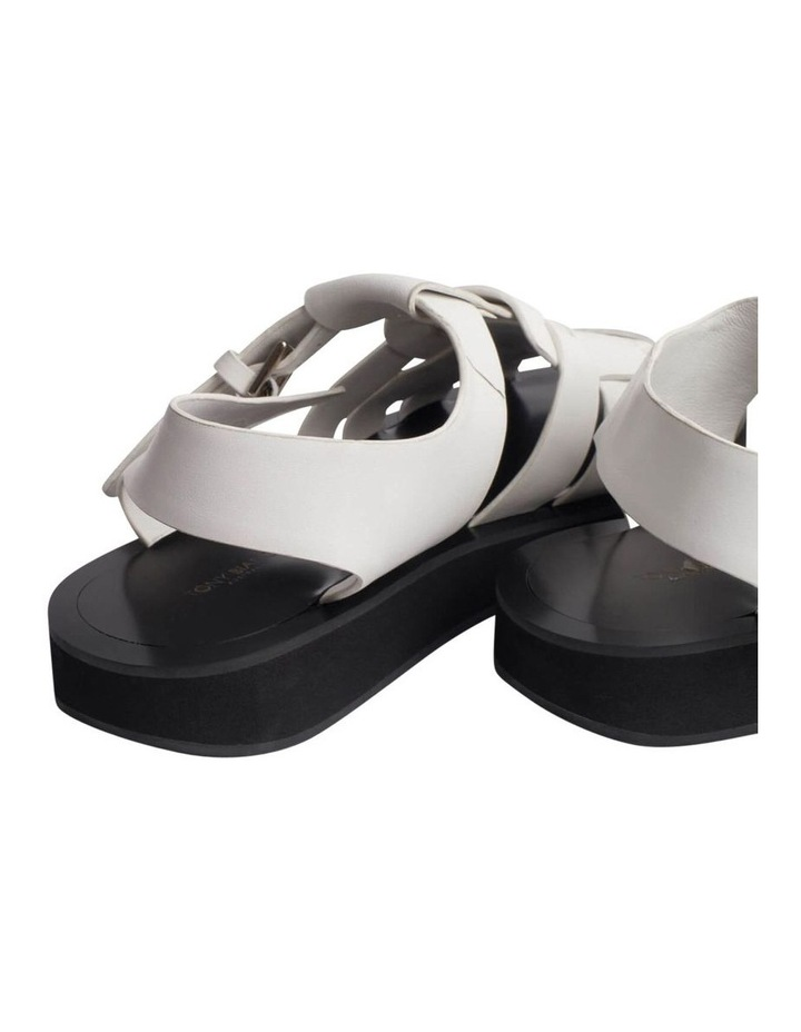 Suburbia Milk Capretto Sandals image 4