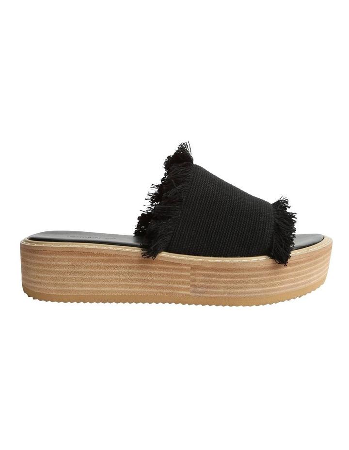Ebony Black Sandals image 1