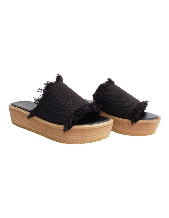 Ebony Black Sandals image 2