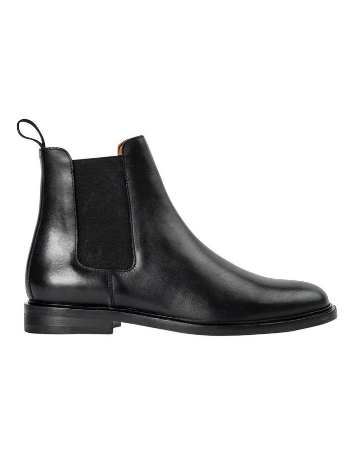 Arctic Black Como Ankle Boots image 1
